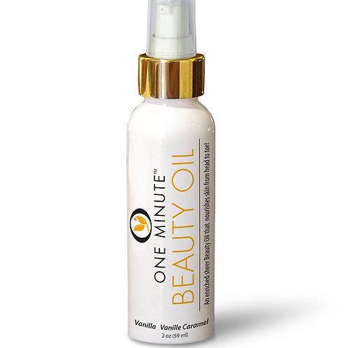 2oz Vanilla Beauty Oil