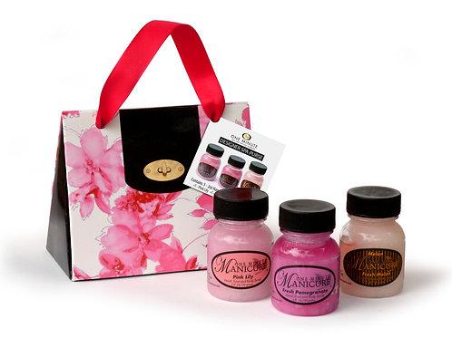 Floral Designer Spa Purse
