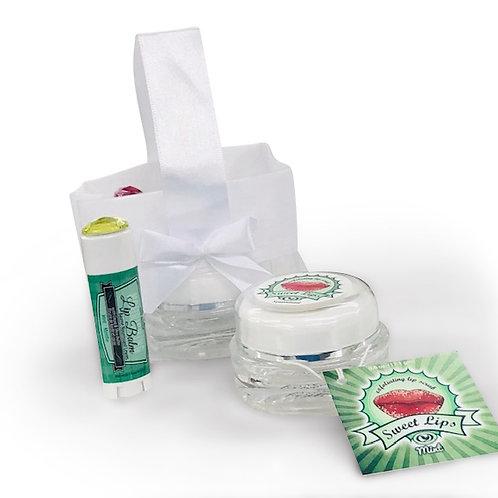 Spearmint Lip Care Set