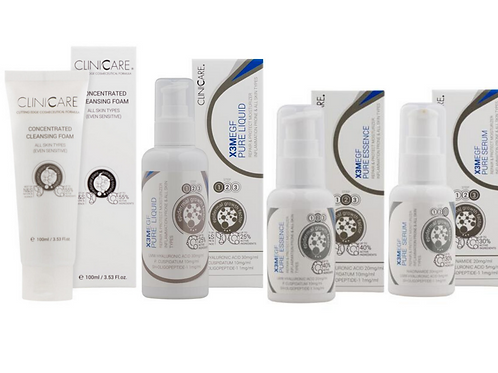 Clinicare X3M EGF Pure Range Collection