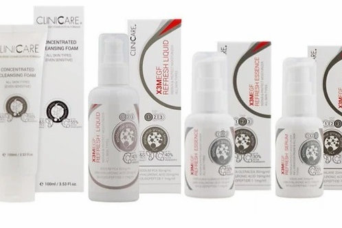 Clinicare X3M EGF Refresh Range Collection
