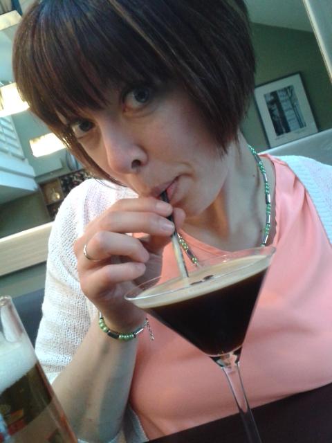 Mel & an Espresso Martini