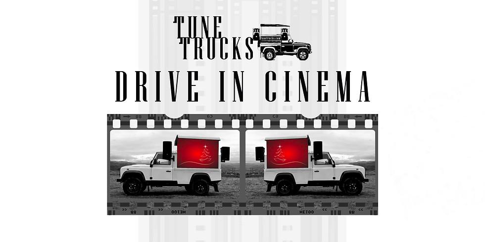 Tune Trucks Drive-In Cinema: Caerphilly 7pm