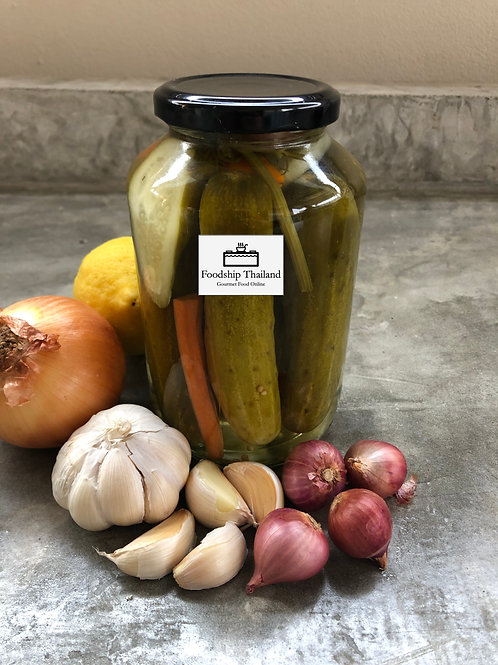 Home made Pickles - Cornichons