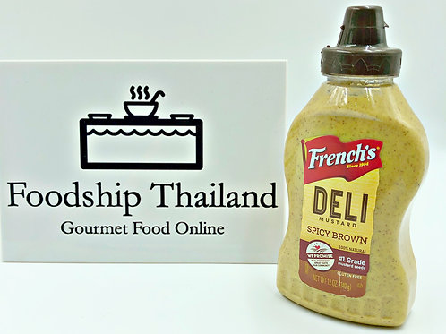 Spicy Brown French Mustard