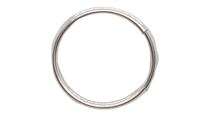 Сегментное кольцо 1.2х10 мм из титана G23