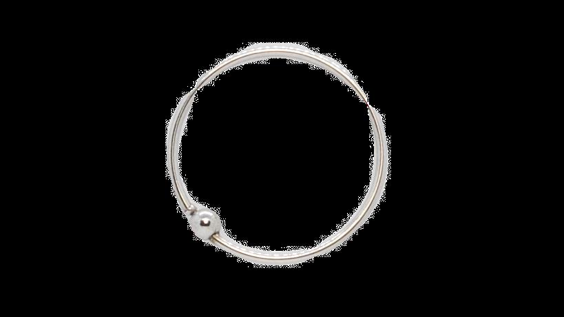 Кольцо для пирсинга 0,7х12х2 мм