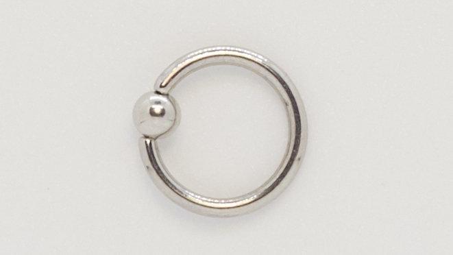 Кольцо замкнутое 3*8*1,5 мм. хирургическая сталь