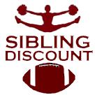 Sibling Discount