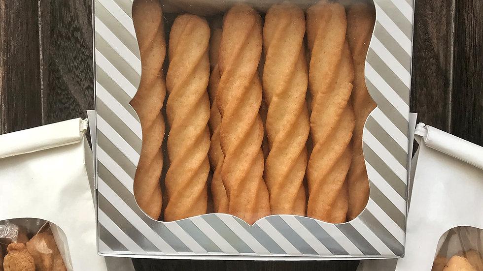 Classic Vanilla Biscuit Medium Box