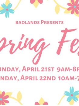 Spring Fest- Social Media