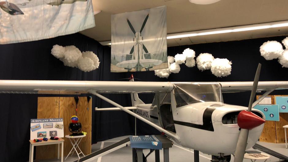 Badlands Aviation Exhibit