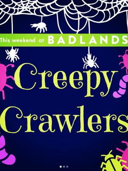 Creepy Crawlers Weekend Programming- Social Media