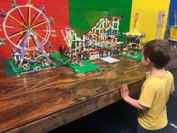The Wonder of Lego Exhibit