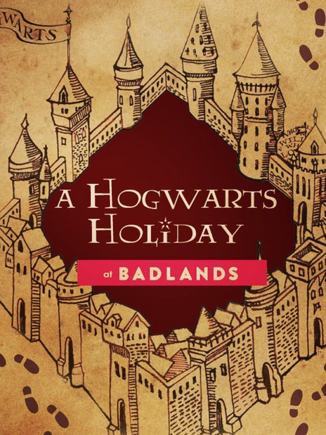 A Hogwarts Holiday Exhibit Opening- Social Media