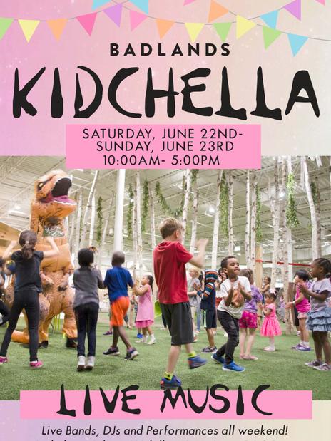 Kidchella- Email