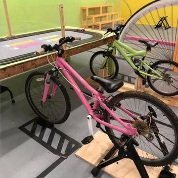 Bikes and Motion Exhibit