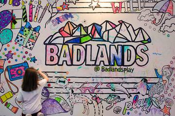 Gallery Badlands