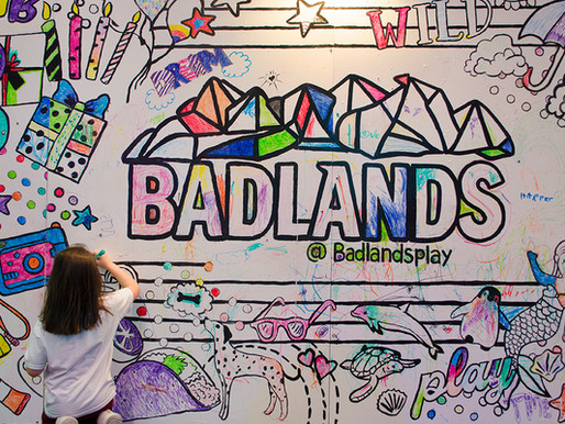 Gallery Badlands