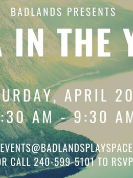 Yoga in the Yard- Social Media