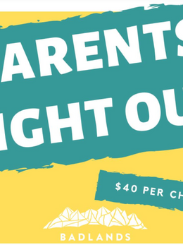 Parents Night Out- Social Media