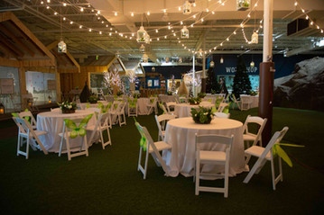 Galas and Private Events