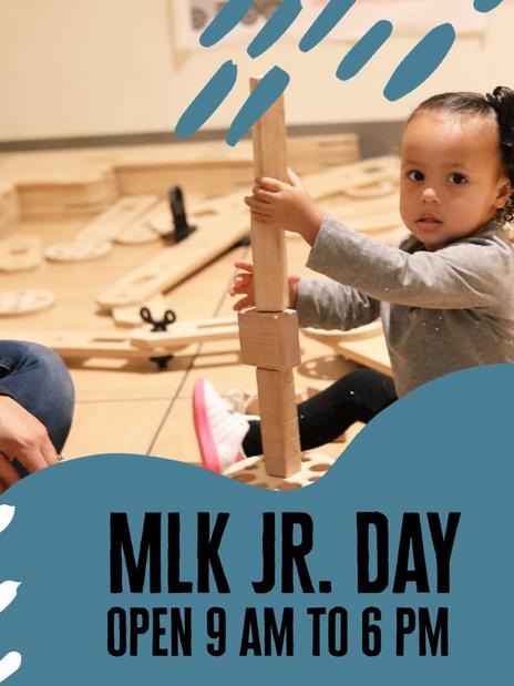 MLK Jr Day Special Hours- Social Media