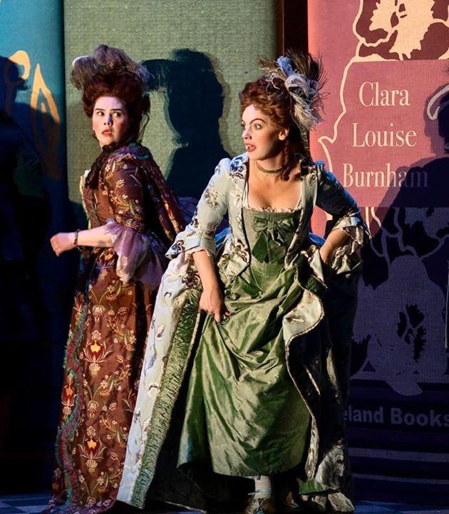 Tisbe- La Cenerentola- Irish National Opera