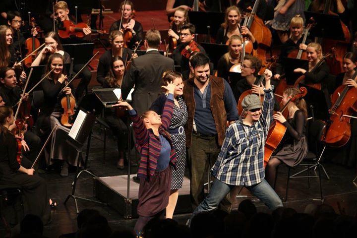 Hänsel- Hänsel und Gretel Prinzregententheater