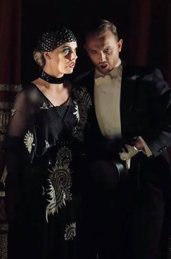 Flora- La Traviata  Bayerische Staatsoper  Credit- Wilfried Hösl