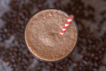 Dairy Free Frappe