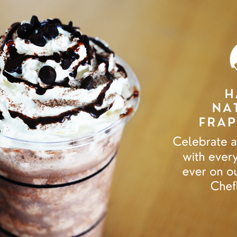 Happy National Frappe Day with Every Frappe Recipe Ever! ☕️