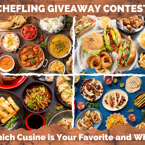 Chefling's Giveaway Contest!