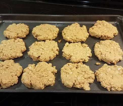 Overcoming Cabin Fever with Fresh Cookies