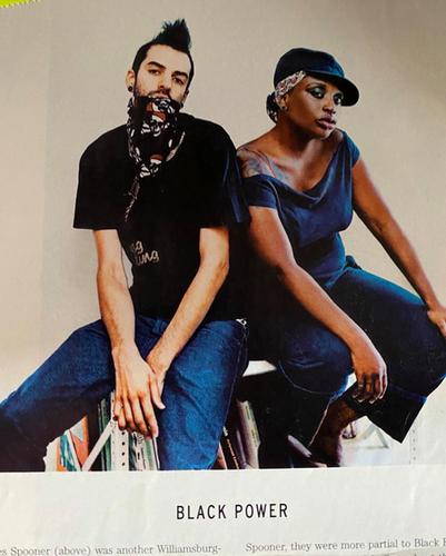 James Spooner & Tamar-Kali
