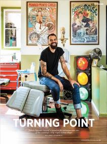 Organic Life Magazine: Turning Point With James Spooner