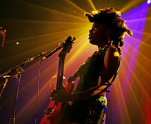 Noisettes by Ed Marshall
