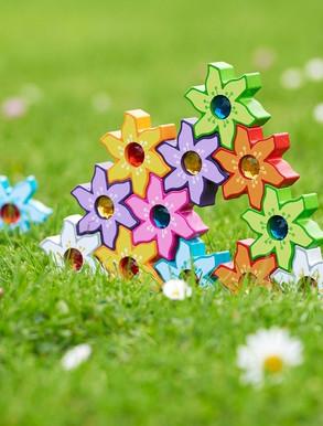 157131 - Mosaïque « La magie des fleurs »