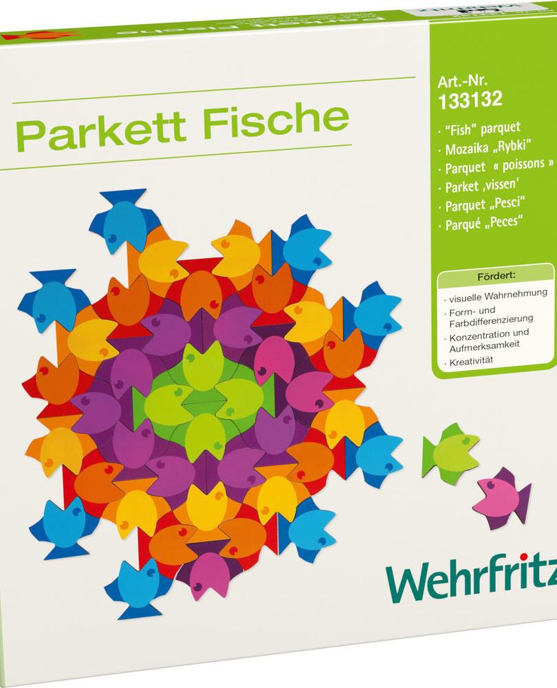 133132 -Puzzle « poisson »
