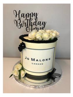 Jo Malone Cake