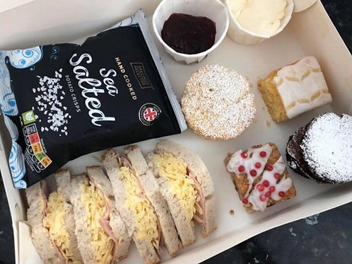 Gluten Free Afternoon Tea Box for 1