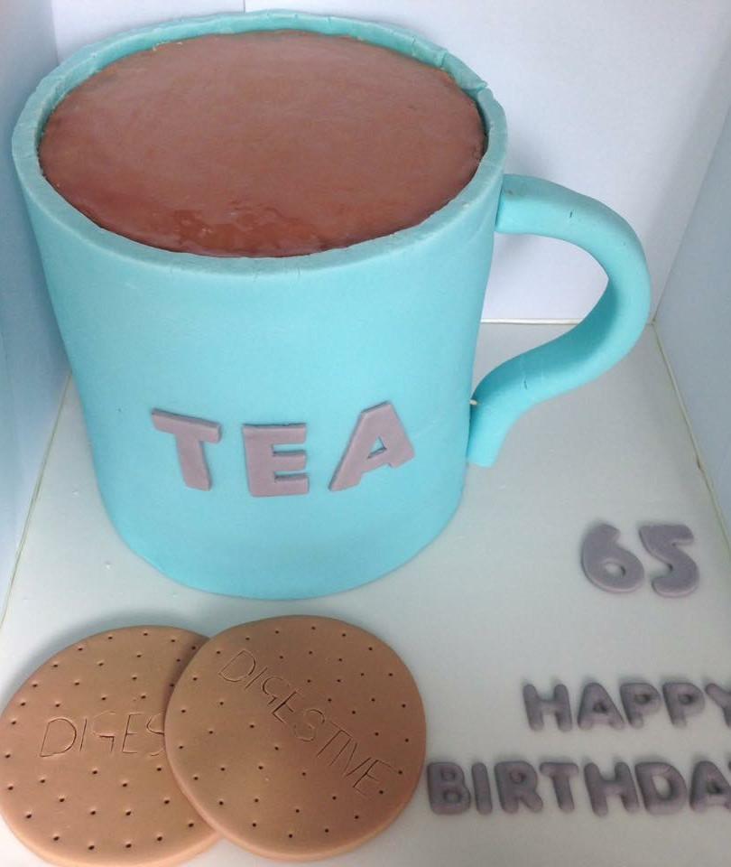Cuppa Tea Cake