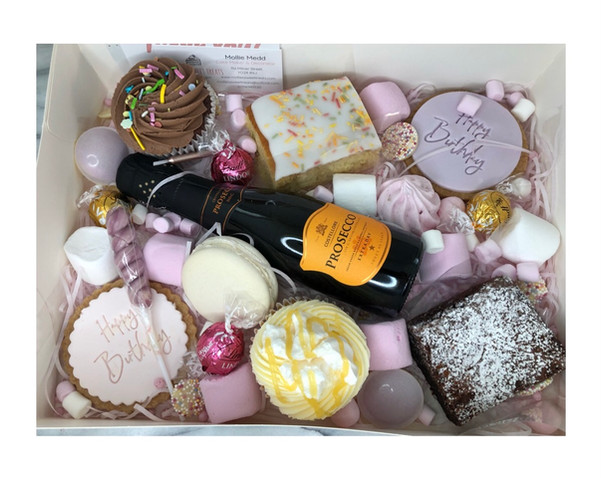 Large Prosecco Birthday Box