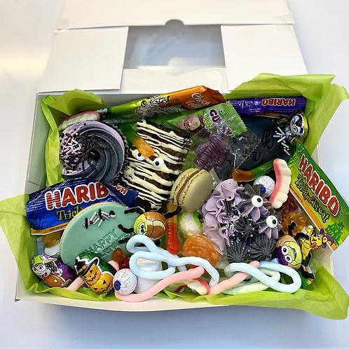 Large Halloween Treat Box