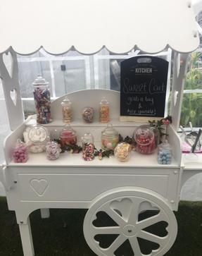 Sweet Cart & Sweets