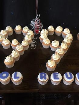 School Reunion Cupcakes