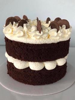 Chocolate & Fresh Cream