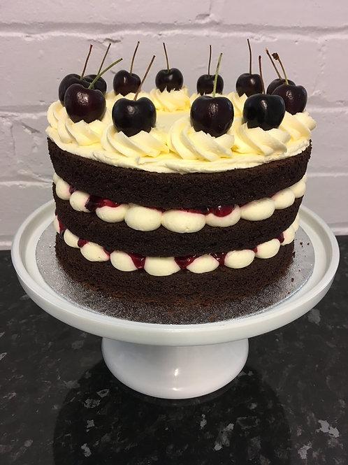 3 Layer Buttercream Cake