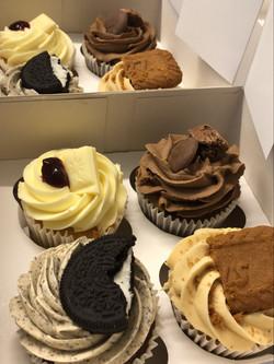 Mixed Cupcake Boxes