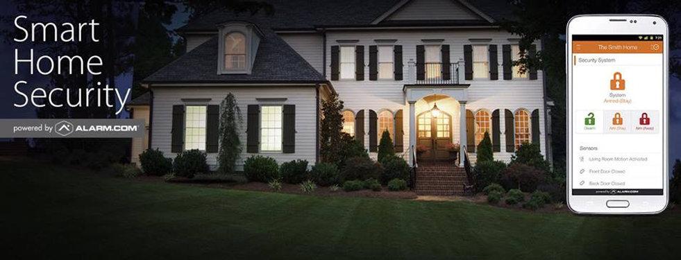 Alarm.com Smart Home Security